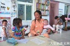 女子19年收养75名弃婴 从百万富翁变贫困妈妈