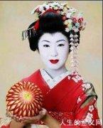 日本艺妓的前世今生
