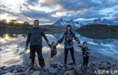 夫妇带娃住房车环游世界 途中生下女儿