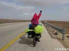 """""""疯""""姑娘成长记:从上海骑行到好望角"""