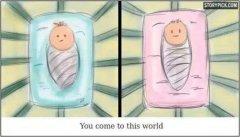 经典漫画:人生的意义在哪里?