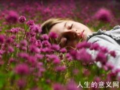 人生感悟的句子|生如夏花之绚烂,死如秋叶之静美