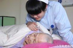 90后美女临终关怀护士