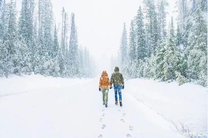 冬天,是一个让人感到灵魂高贵的季节