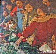 感人的春节老照片,那些永远消逝的岁月啊
