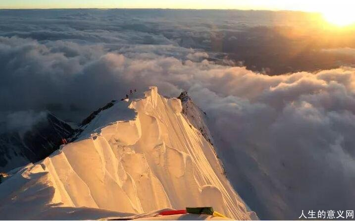 登上珠峰顶上, 你会看到什么?全过程记录