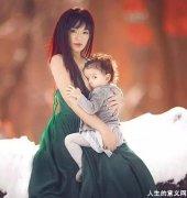 神性的母性的爱情的迷恋